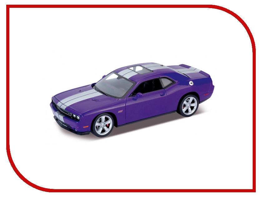 Машина Welly Dodge Challenger SRT 24049 welly 1 24 dodge challenger srt 24049