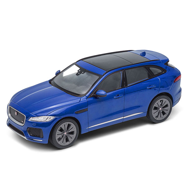 Игрушка Welly Jaguar F-Pace 24070