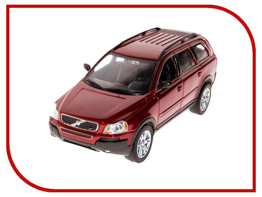Игрушка Welly Volvo XC90 39884 welly volvo xc90 1 32 39884