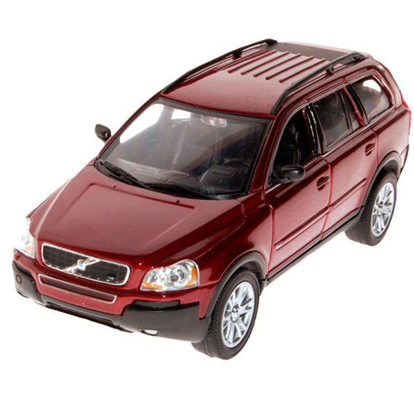 цена на Игрушка Welly Volvo XC90 39884