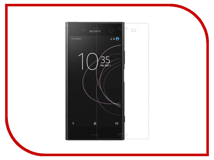 Аксессуар Защитная плёнка для Sony Xperia XZ1 Monsterskin Super Impact Proof for sony xperia xz1 compact full side 2 5d high definition explosion proof toughened glass film