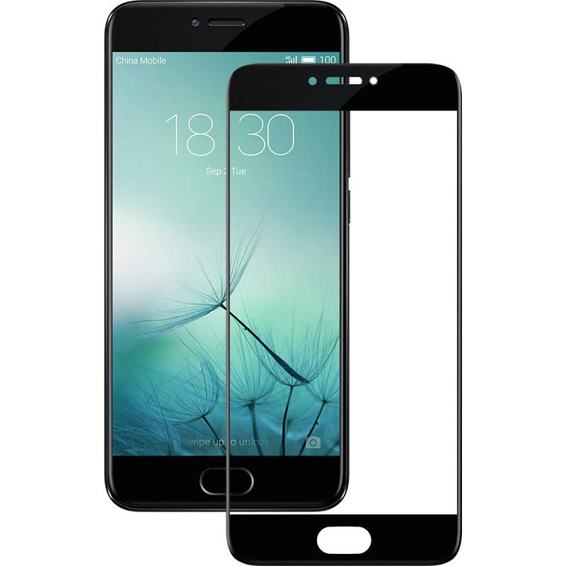 Защитное стекло для Meizu Pro 7 Plus Zibelino TG Full Screen 0.33mm 2.5D Black ZTG-FS-MEI-PRO7PL-BLK