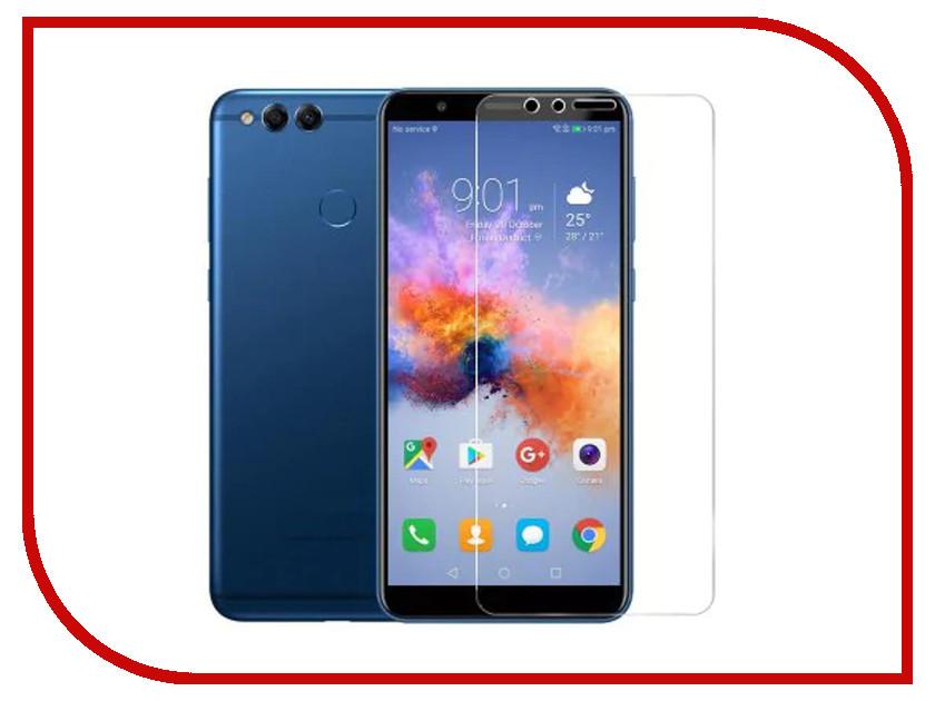Аксессуар Защитная пленка для Huawei Honor 7X Monsterskin Super Impact Proof противоударная супер прочная защитная пленка monsterskin super impact proof для apple iphone 6 plus