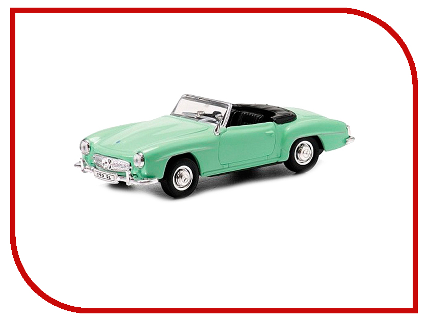 Игрушка Welly Mercedes Benz 190SL 1955 42311