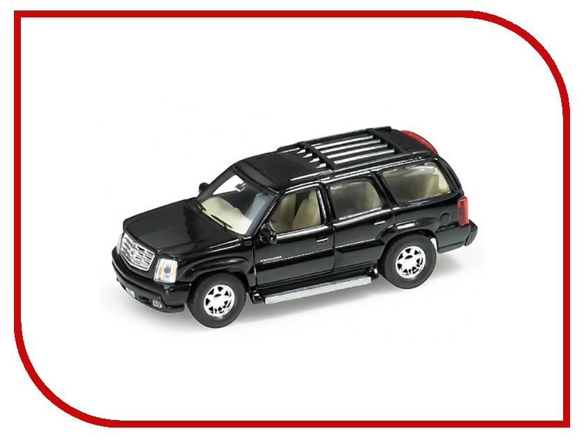 Игрушка Welly Cadillac Escalade 2002 42315 игрушка hoffmann cadillac escalade 1 24 48069