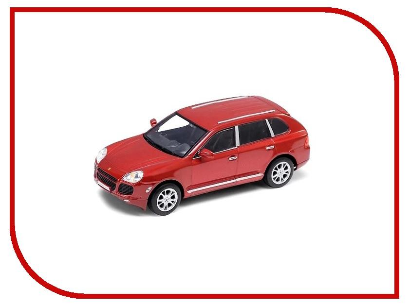 Игрушка Welly Porsche Cayenne TURBO 42348 welly 42348 велли модель машины 1 34 39 porsche cayenne turbo
