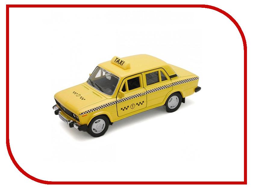 Игрушка Welly LADA 2106 Такси 42381TI