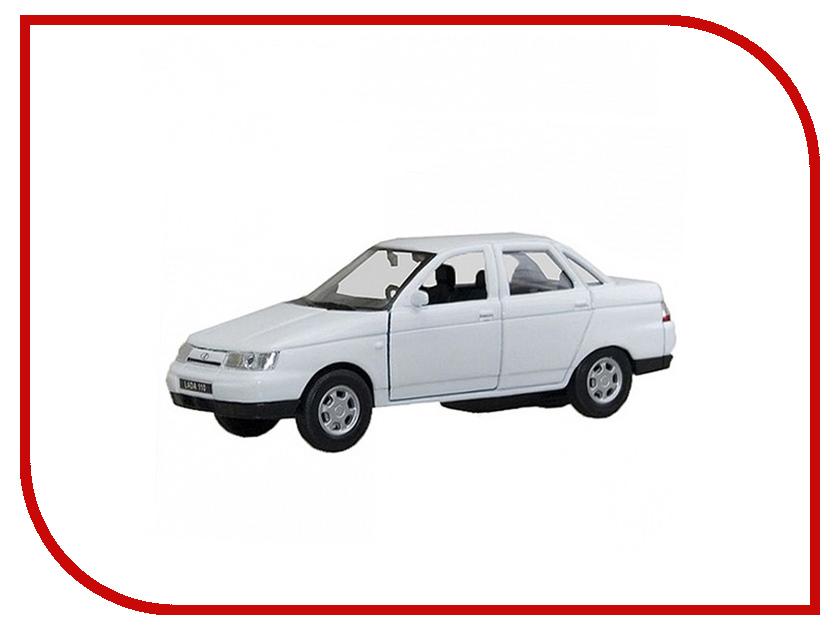 Машина Welly LADA 110 42385 машина welly lada vesta такси 43727ti