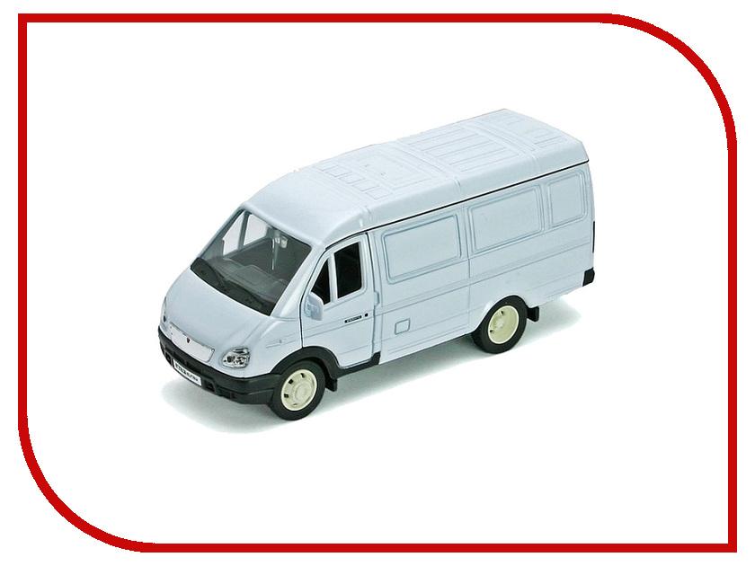 Игрушка Welly ГАЗель фургон 42387C