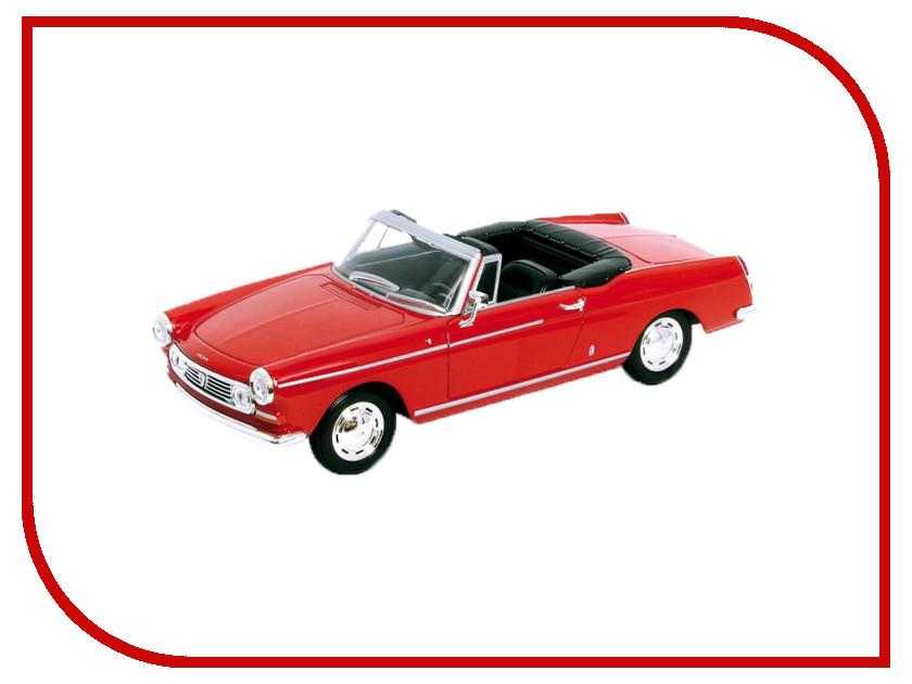 Машины 43604  Машина Welly Peugeot 404 43604