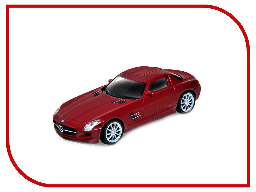 Игрушка Welly Mercedes-Benz SLS AMG 43627