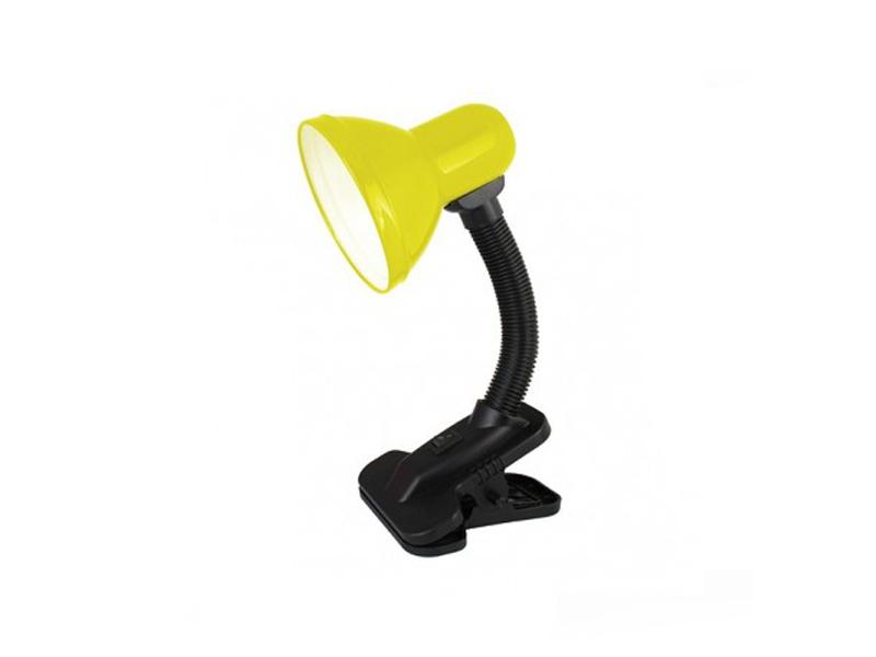 Настольная лампа UltraFlash UF-320P C07 Yellow 12903 цена
