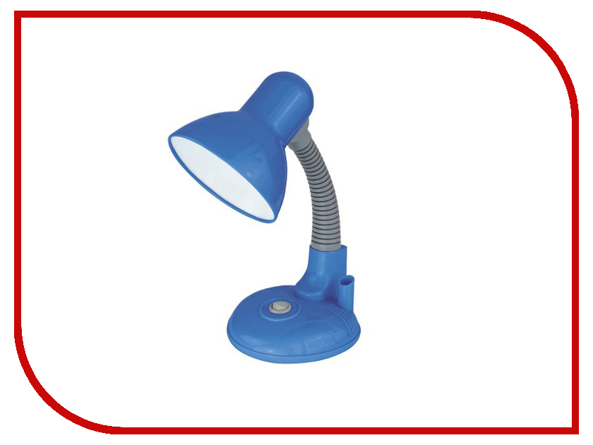 Настольная лампа UltraFlash UF-315 C13 Blue 12992