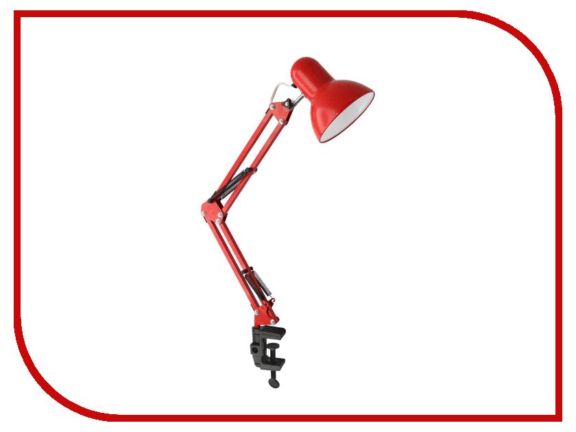Настольная лампа UltraFlash UF-312P C04 Red 12896