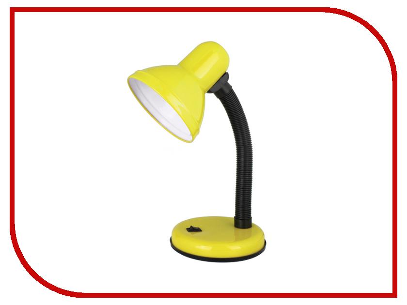 Настольная лампа UltraFlash UF-301P C07 Yellow 12899