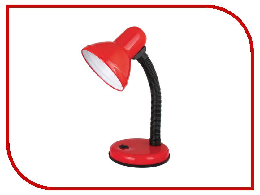 Настольная лампа UltraFlash UF-301P C04 Red 12898