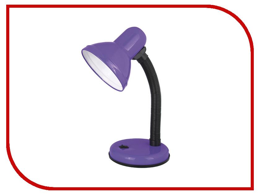 Настольная лампа UltraFlash UF-301 C12 Purple 12360