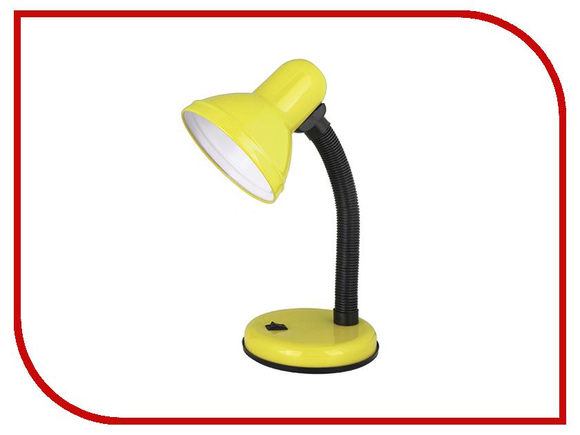Настольная лампа UltraFlash UF-301 C07 Yellow 12359