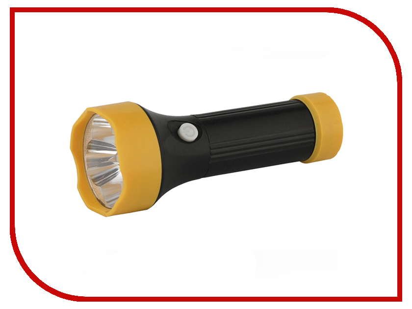 Фонарь UltraFlash 5002-TH Black 11785