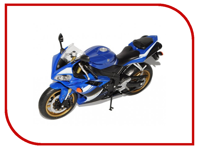 Игрушка Welly Yamaha YZF-R1 12806P