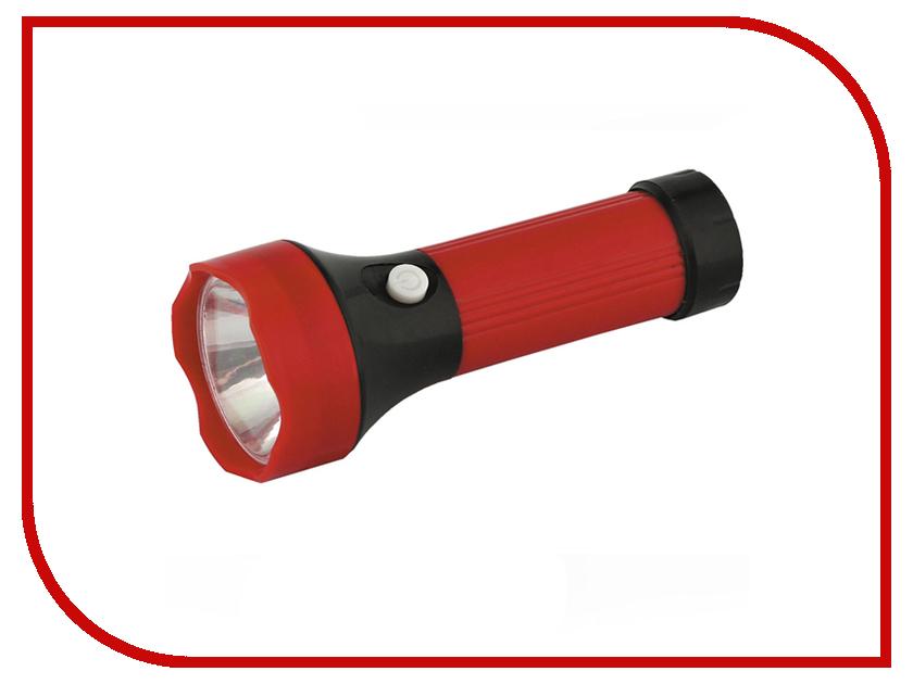 Фонарь UltraFlash 4002-TH Red 11784