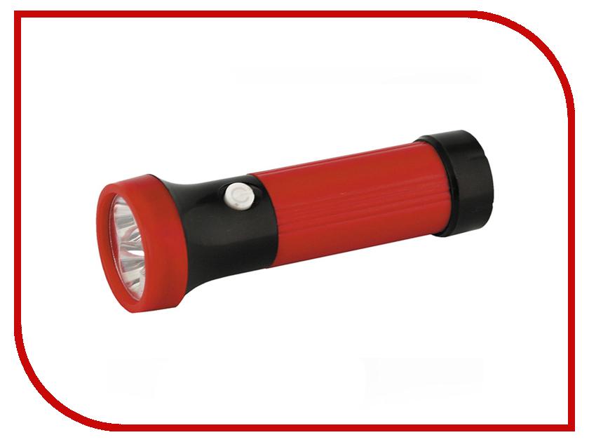 Фонарь UltraFlash 3002-TH Red 11783