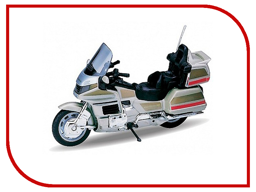 Игрушка Welly Honda Gold Wing 12148P