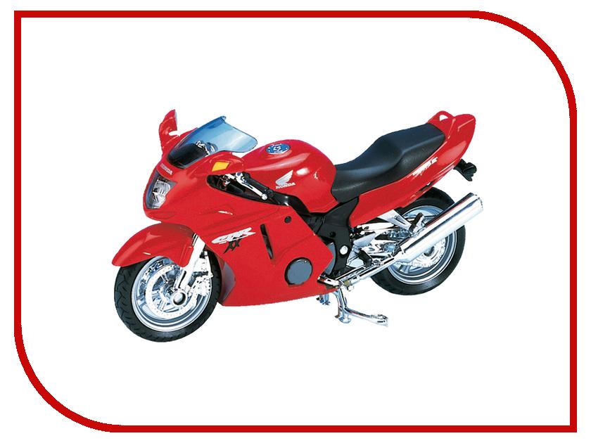 Мотоцикл Welly Honda CBR1100XX 12143P