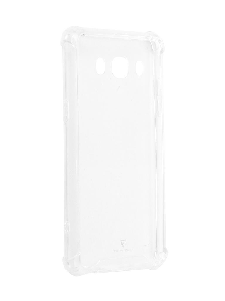 Аксессуар Чехол-накладка Monsterskin для Samsung Galaxy J5 2016 J510 HD Crash Guard цена