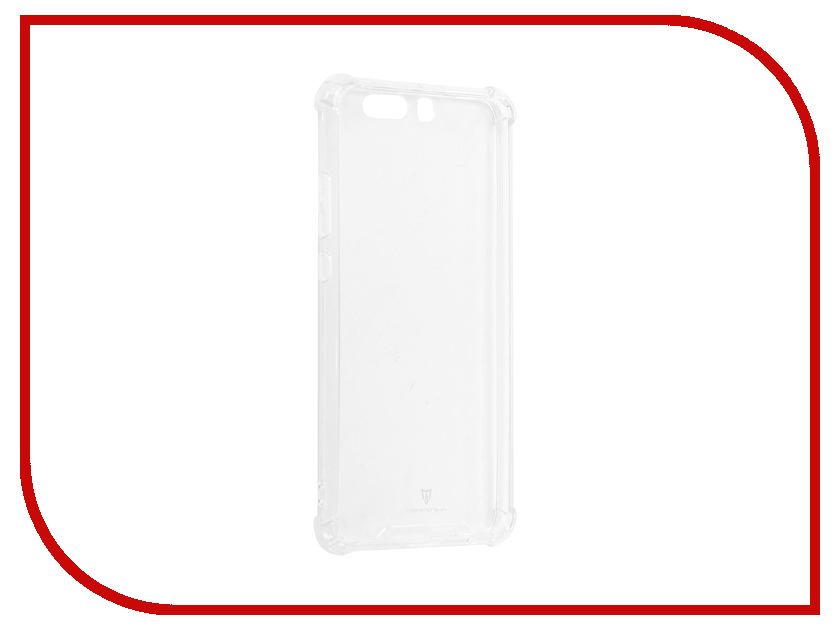 Аксессуар Чехол-накладка для Huawei P10 Plus Monsterskin HD Crash Guard кейс для назначение huawei p9 lite huawei p8 lite p10 plus p10 рельефный кейс на заднюю панель сплошной цвет мягкий тпу для p10 plus p10