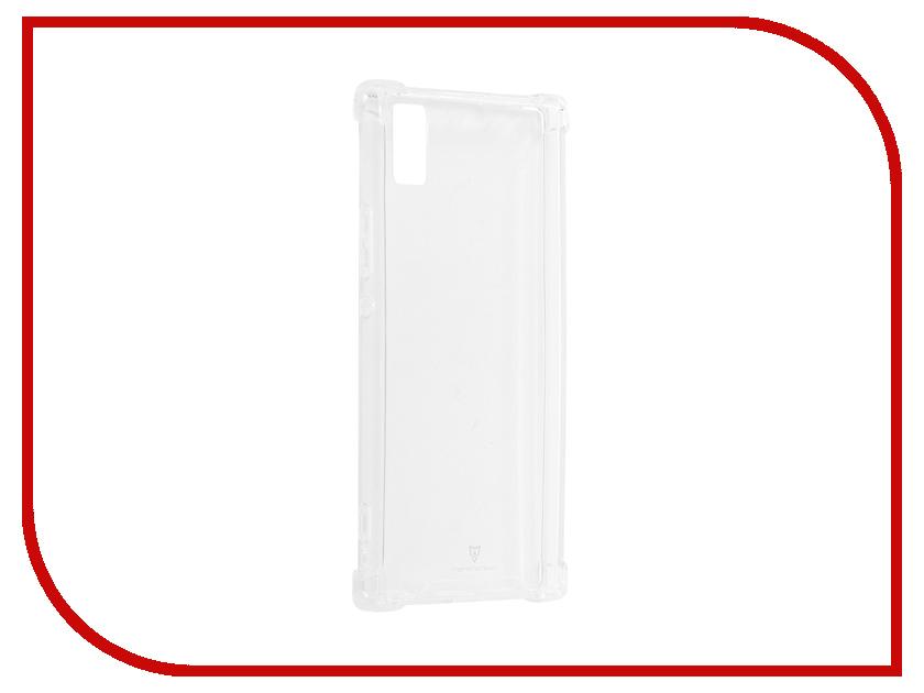 Аксессуар Чехол-накладка Sony Xperia XA1 Monsterskin HD Crash Guard аксессуар защитное стекло sony xperia xa1 luxcase 0 33mm 82170