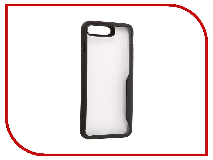 Аксессуар Чехол Monsterskin Urban Guard для APPLE iPhone 7 Plus аксессуар защитное стекло monsterskin 5d для apple iphone 7 black
