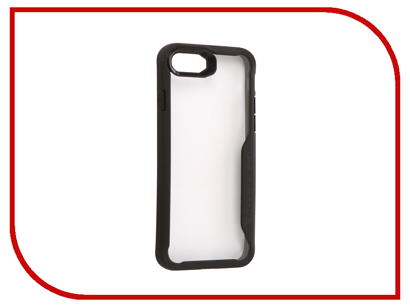 Аксессуар Чехол Monsterskin Urban Guard для APPLE iPhone 8 аксессуар защитное стекло monsterskin 5d для apple iphone 6 black