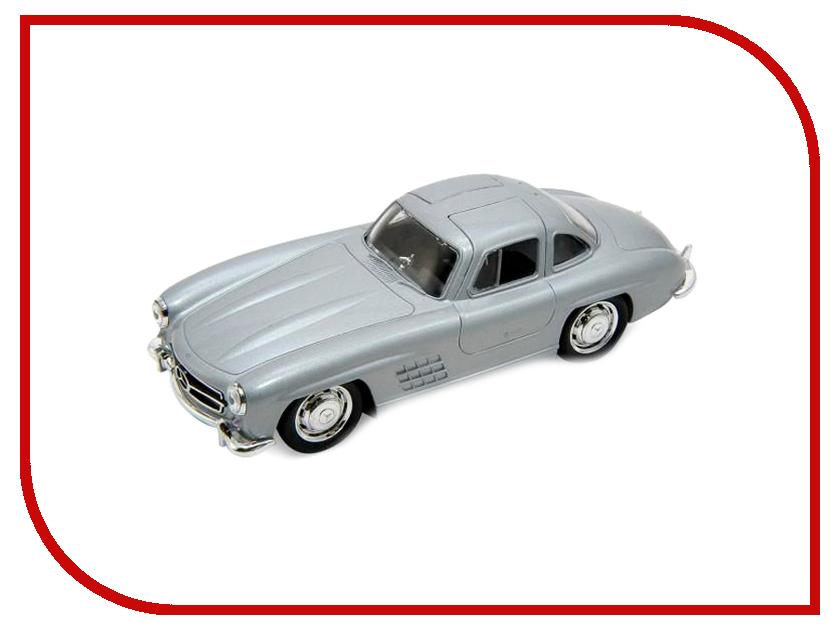 Игрушка Welly Mercedes-Benz 300SL 43656 лонгслив printio mercedes benz 300sl