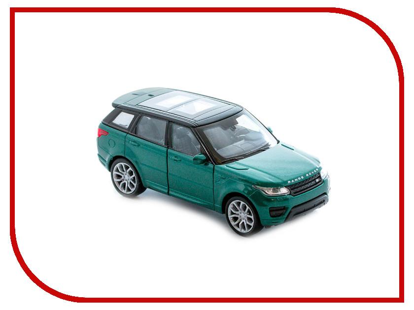 Игрушка Welly Land Rover Range Rover Sport 43698 продам range rover sport 2 7 td 190 hp