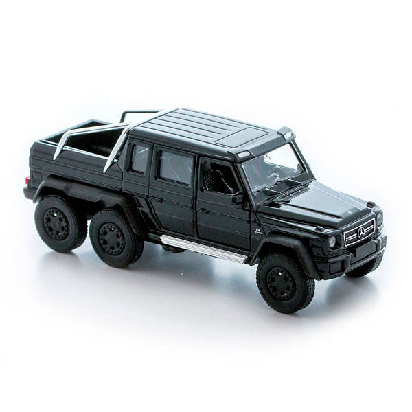 Игрушка Welly Mercedes-Benz G63 AMG 6x6 43704