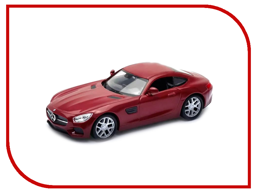 Игрушка Welly Mercedes-Benz AMG GT 43705