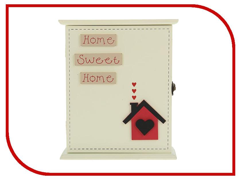 Настенная ключница Ключница СИМА-ЛЕНД Home Sweet Home 24х20х6.5cm 2258999 люстра nodic home