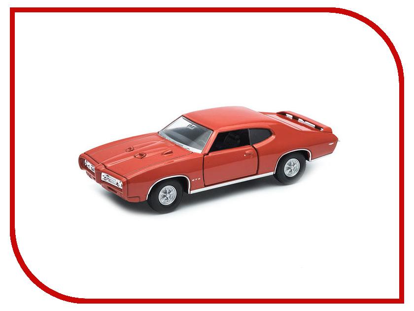 Игрушка Welly Pontiac GTO 43714 рубанок 235х45 мм fit стандарт 43714