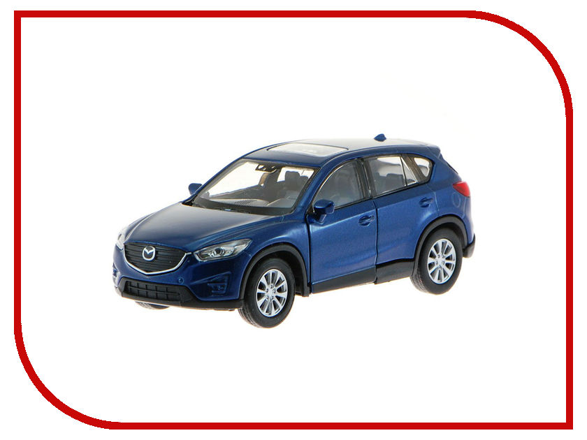 Игрушка Welly Mazda CX-5 43729