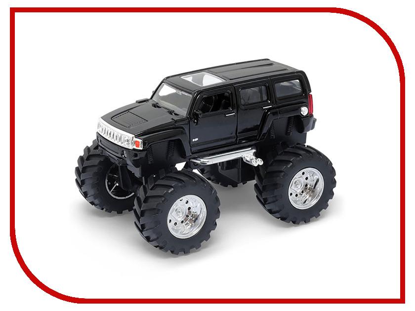 Машина Welly Hammer H3 Big Wheel 47001 машина welly hummer h3 43629