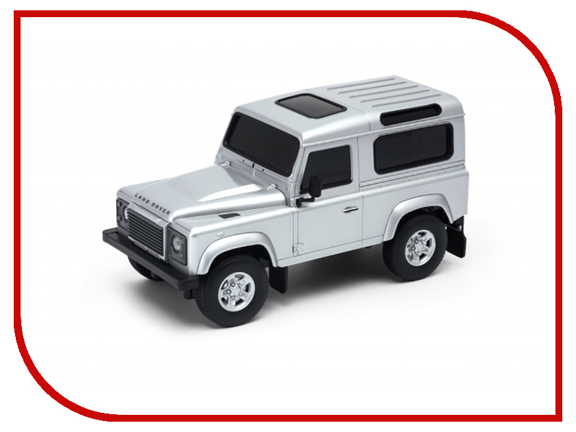 Игрушка Welly Land Rover Defender 84005 land rover defender 1998 г