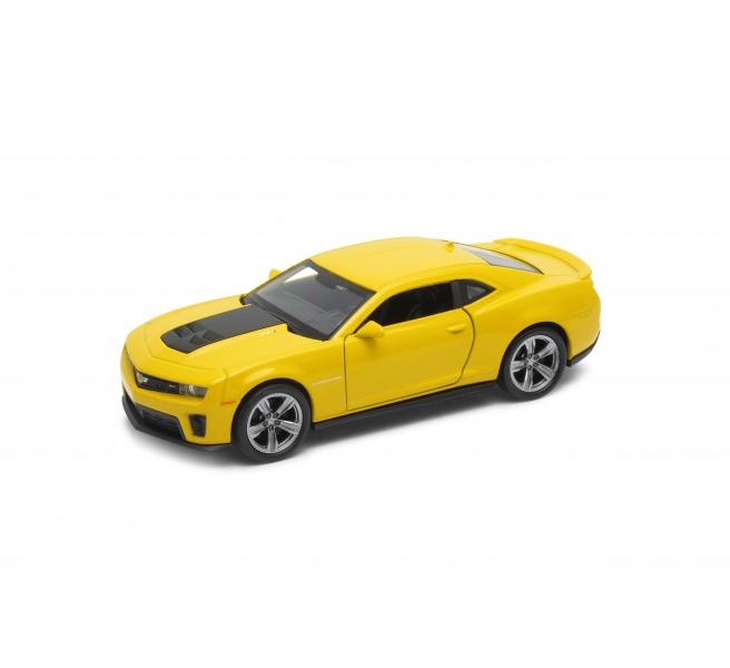 Игрушка Welly Chevrolet Camaro ZL1 84017