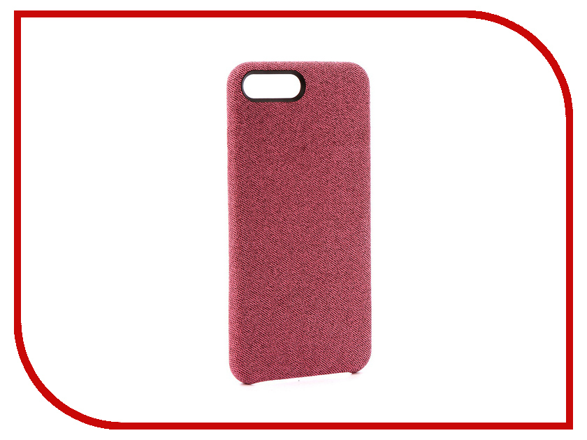 Аксессуар Чехол Innovation Jeans для APPLE iPhone 7 Plus / 8 Plus Pink 10807 аксессуар чехол innovation jeans для apple iphone 7 plus 8 plus red 10782