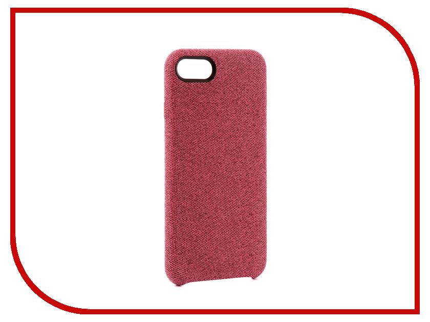 Аксессуар Чехол Innovation Jeans для APPLE iPhone 7 / 8 Pink 10806 все цены