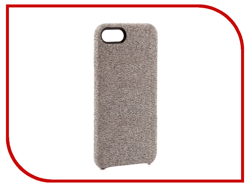 Аксессуар Чехол Innovation Jeans для APPLE iPhone 7 / 8 White 10774 аксессуар чехол innovation boostar для apple iphone 7 8 black 11434