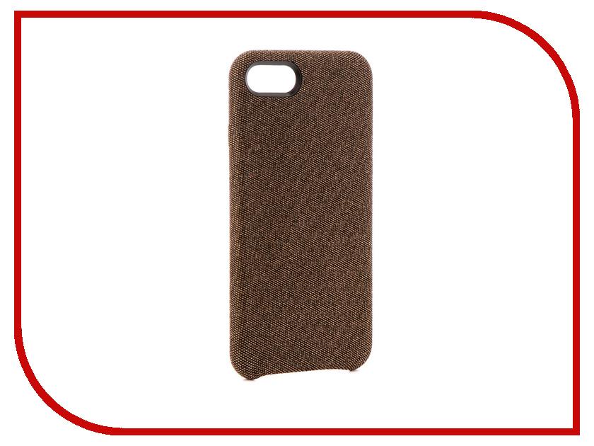 Аксессуар Чехол Innovation Jeans для APPLE iPhone 7 / 8 Beige 10773 sony xperia mooncase дело м5 flip кожаный бумажник почты карты с kickstand дело покрытия фиолетовый