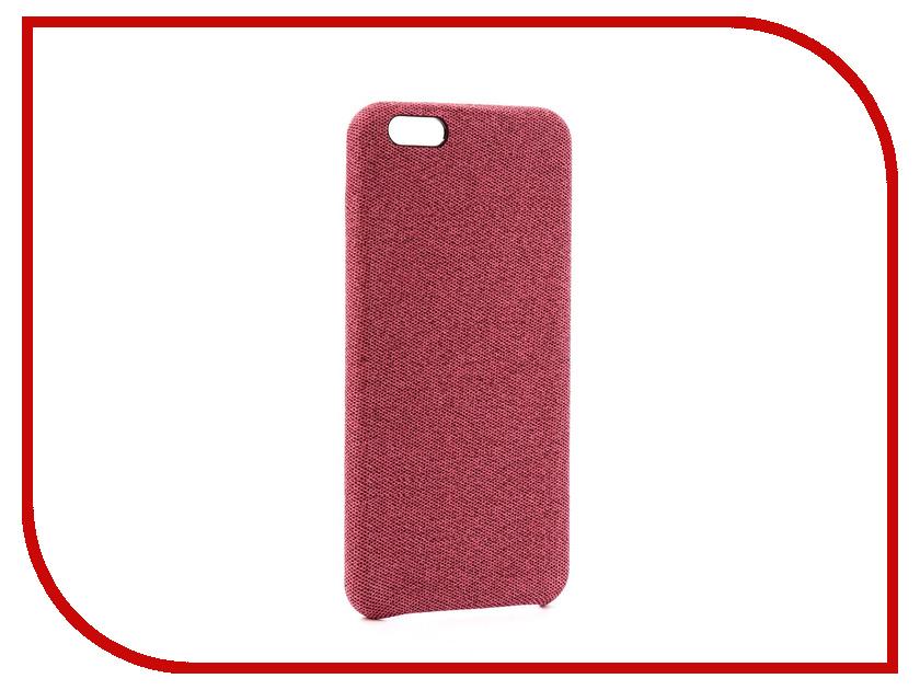Аксессуар Чехол Innovation Jeans для APPLE iPhone 6 Plus Pink 10810 аксессуар чехол innovation jeans pink для apple iphone 6 plus 10810