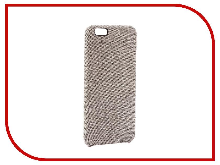 Аксессуар Чехол Innovation Jeans для APPLE iPhone 6 Plus White 10812 аксессуар чехол innovation jeans pink для apple iphone 6 plus 10810