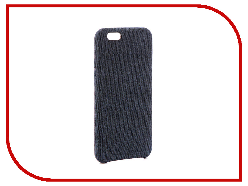 Аксессуар Чехол Innovation Jeans Blue для APPLE iPhone 6G / 6S 10772 nils master raptor 60mm 6g 586 s blue